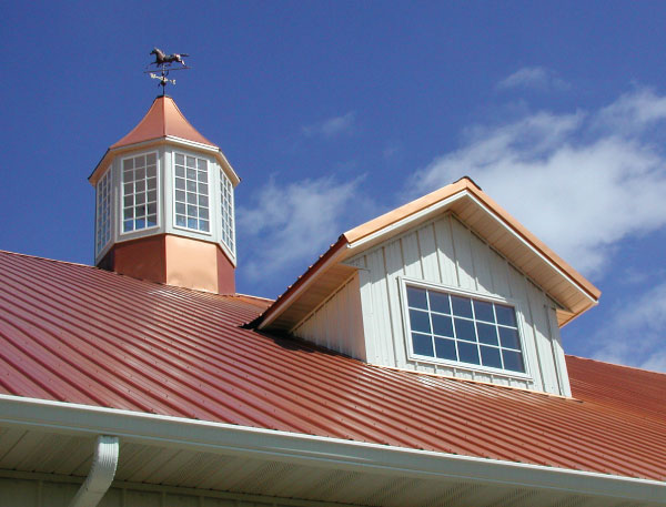 Weathervanes >> Custom Barn Cupolas and Weathervanes | Cupola Kit Photos