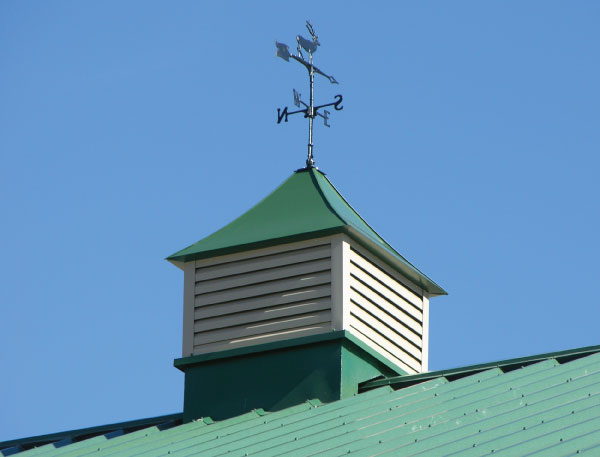 Custom Barn Cupolas And Weathervanes Cupola Kit Photos